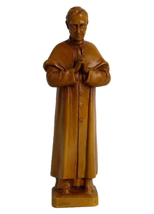 Saint John Bosco, standing 15 cm (Vue de face)