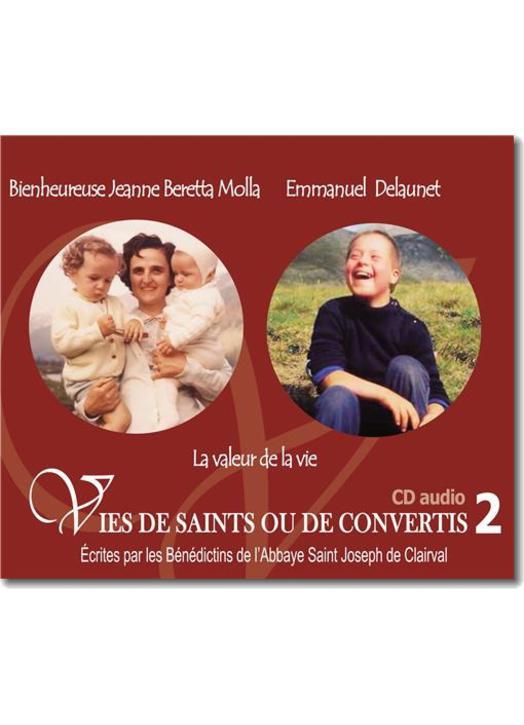 Sainte Jeanne Beretta Molla et Emmanuel Delaunet
