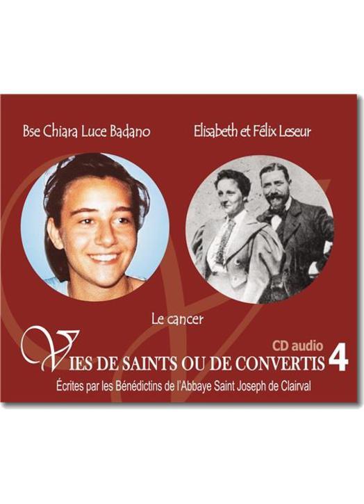 Bse Chiara Lucé Badano et Elisabeth et Félix Leseur