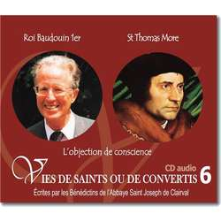 Baudouin I and Saint Thomas More