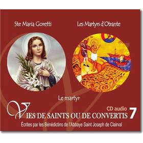 Santa María Goretti y Martirios de Otranto