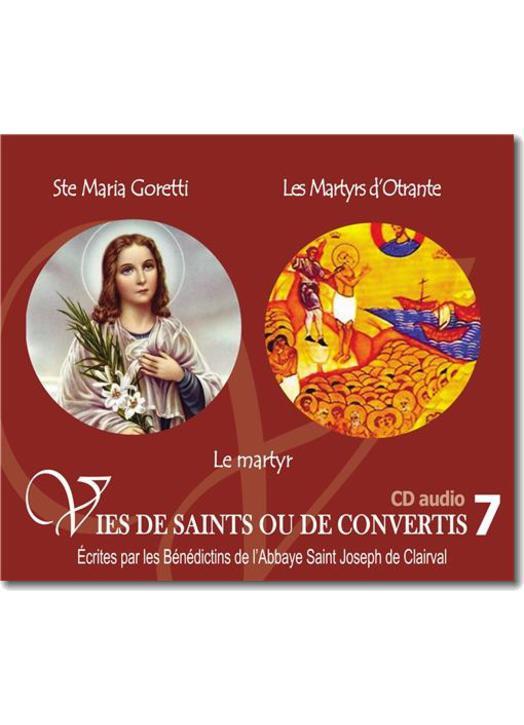 Saint Maria Goretti and Martyrs of Otranto