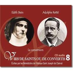 Adolphe Retté et Edith Stein