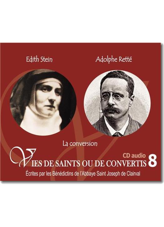 Adolphe Retté and Edith Stein
