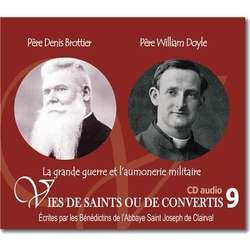 Bienheureux Daniel Brottier et Père William Doyle, sj