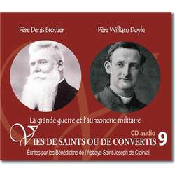 Beato Daniel Brottier y Padre William Doyle, sj