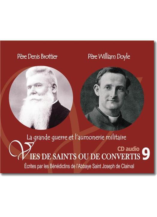 Blessed Daniel Brottier and Father William Doyle, sj