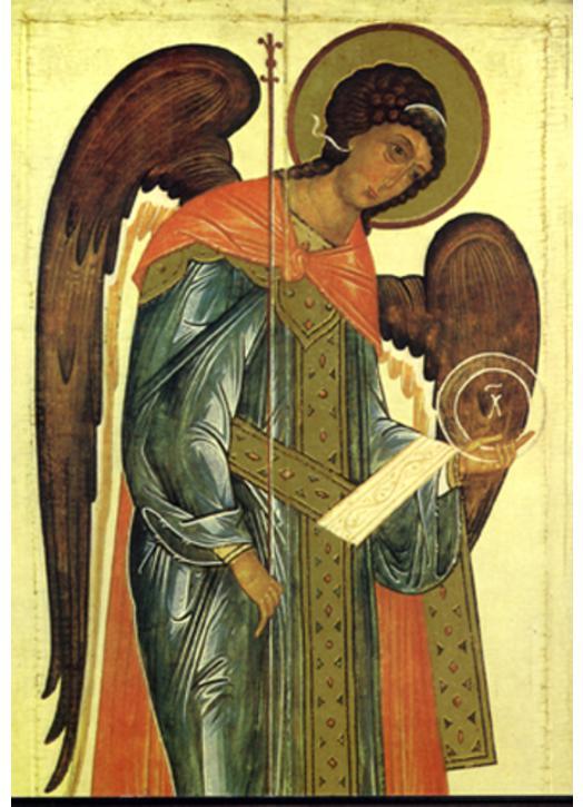 Saint Michel the Archangel (M)