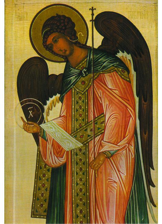 Saint Gabriel the Archangel (M)