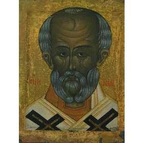 Visage de Saint Nicolas