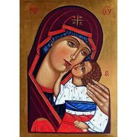 Icon of Marie, Mother of Tenderness