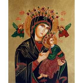 Icono de Nuestra Señora del Perpetuo Socorro