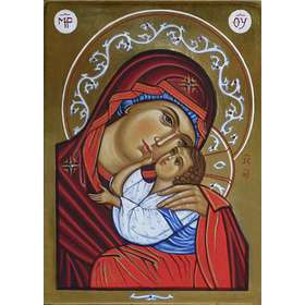Icon of Mary Mother of Jesus