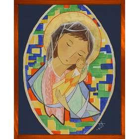 Icono de Marie, Fuente de toda Alegría