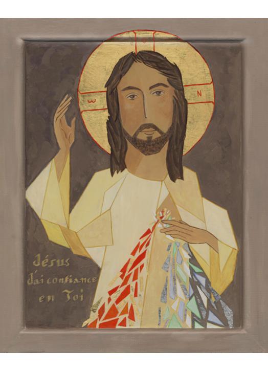 Icon of Merciful Jesus