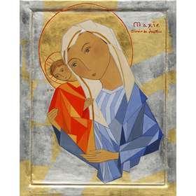 Icono de María, espejo de Justicia