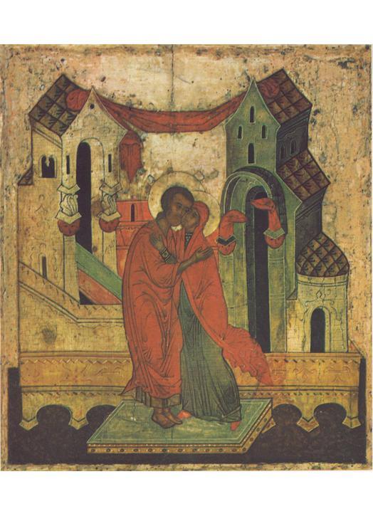 Saint Joachim and Saint Anne (M)