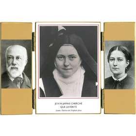 Sainte Thérèse de l'Enfant Jésus, professe