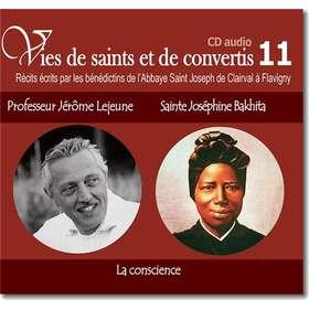Le professeur Jérôme Lejeune et Sainte Joséphine Bakhita