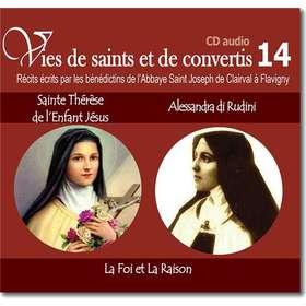 Sainte Thérèse de l'Enfant Jésus et Alessandra di Rudini