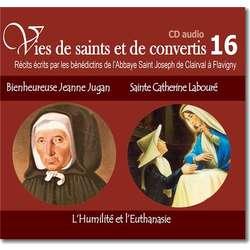Bienheureuse Jeannne Jugan et Sainte Catherine Labouré