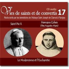 Saint Pie X et Hermann Cohen (Père Augustin-Marie)