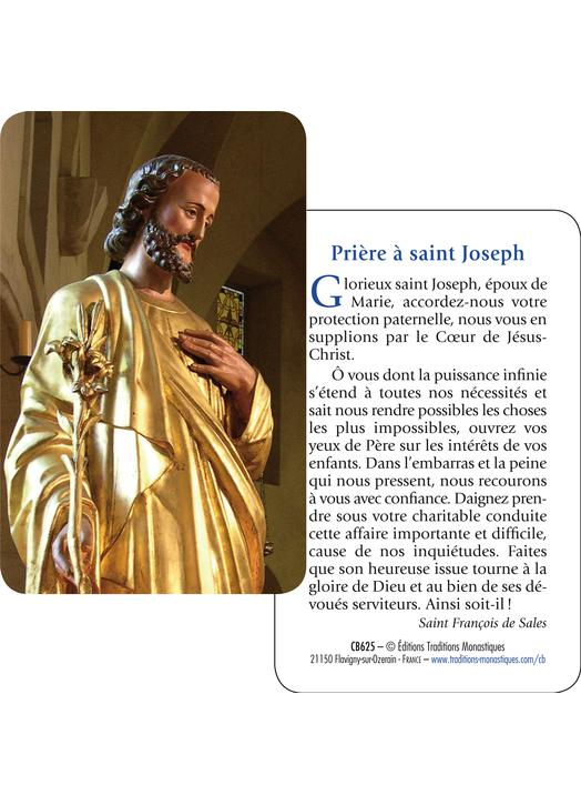 card-prayers :  (Réf. CB625)
