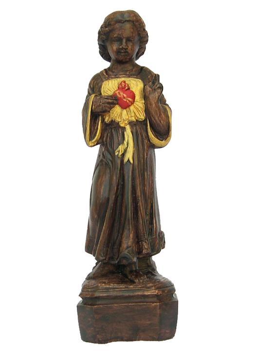 Statuette de l'Enfant Jésus, 13 cm (Vue de face)