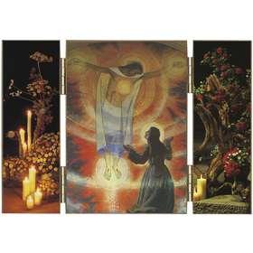 Apparition de Notre-Seigneur à Ste Marguerite-Marie