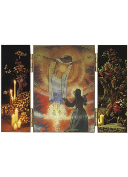 Apparition of Our Lord to St Margaret-Mary