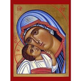 Icono de María, Madre de Ternura