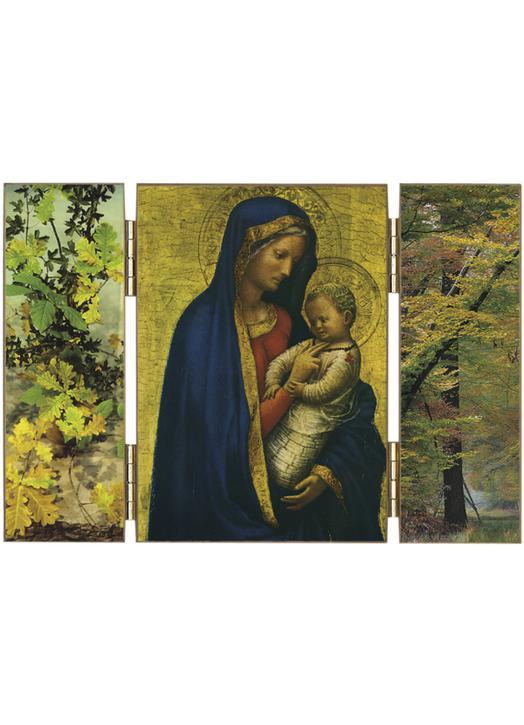 Virgin of Cardinal Casini