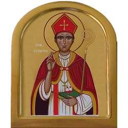 Icono de San Genaro