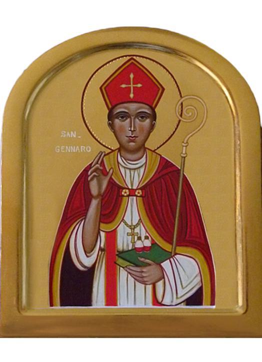 Icon of San Gennaro