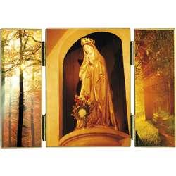 La Virgen de la Iglesia Abacial