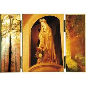 Vierge de l'église abbatiale