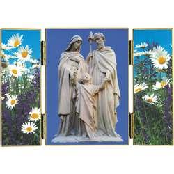 Estatua de la Sagrada Familia