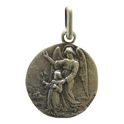 Medalla del Angel de la Guarda, 15 mm