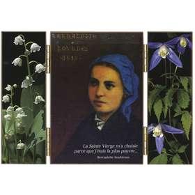 Portrait de Ste Bernadette