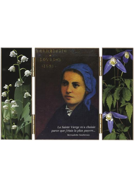Portrait of Saint Bernadette