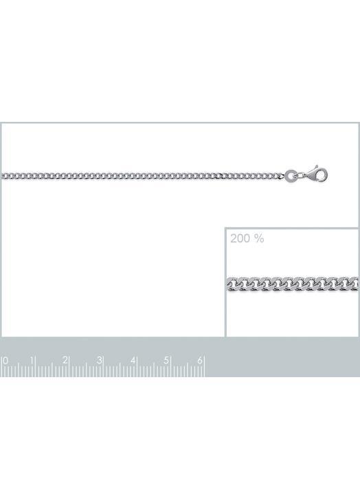 cadena para medalla (plateada), 70 cm