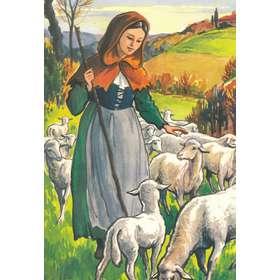 Icono de San Germaine de mantenimiento de las ovejas