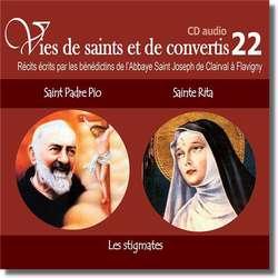 Saint Padre Pio et saint Rita