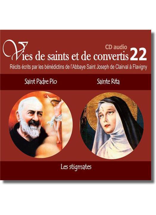 San Padre Pio et santa Rita