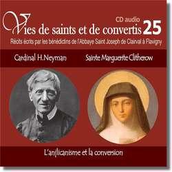 Cardinal Henry Newman et sainte Marguerite Clitherow