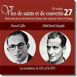 Blessed Marcel Callo et father René Giraudet