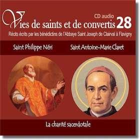 San Philippe Néri et San Antoine Marie Claret