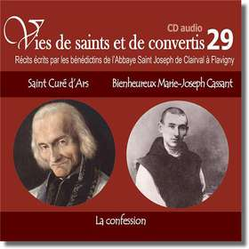Saint curé d'Ars et bienheureux Marie Joseph Cassant