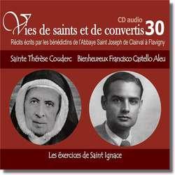 Sainte Thérèse Couderc et bienheureux Francisco Castello Aleu