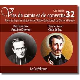 Beato Antoine Chevrier et beato César de Bus
